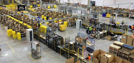 Amazon : près de 500 postes à pourvoir au Luxembourg