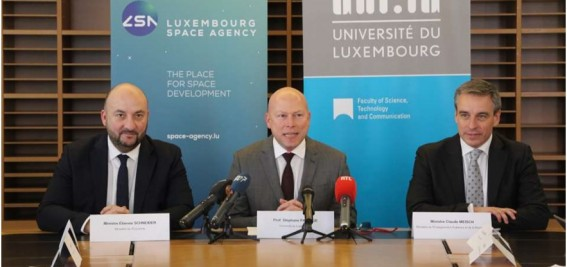 The University of Luxembourg launches a unique Interdisciplinary Space Master