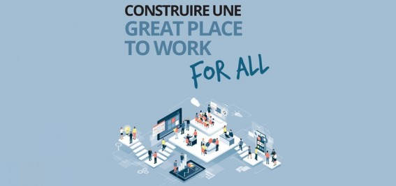 """Great Place To Work publie son nouveau livre: """"Construire une Great Place to Work For All"""""""