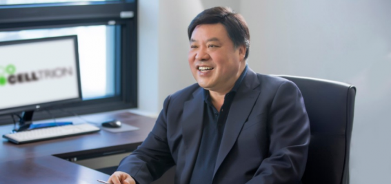 JungJin SEO, Celltrion Group, is EY World Entrepreneur of the Year™ 2021