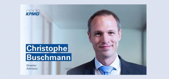 KPMG reinforces leading position in data governance & data strategy with Christophe Buschmann