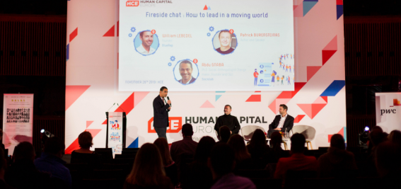 Human Capital Europe 2021: Latest HR trends and leadership topics highlighted by high-level speakers