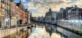 Dealing with the Dutch … being connected and direct