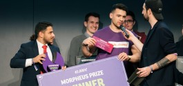 Morpheus Prize: who are the winners?