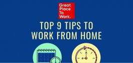 Top 9 tips to work from home