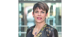 Vinciane Istace, Leader of People Process Outsourcing and Diversity & Inclusion, PwC Luxembourg
