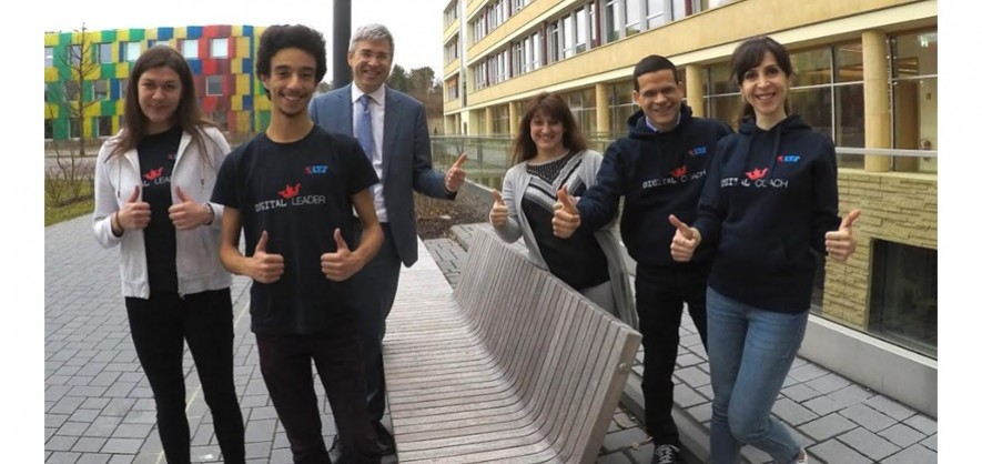 "Luxembourg Tech School launches ""Learning to Work: my 1st Job Experience in Tech"""
