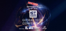 ICT Spring in September 2020: a first look at this year's topics