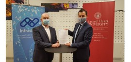 Sacred Heart University Luxembourg and Infrachain Announce Partnership to Promote Blockchain Education