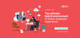 HR One Breakfast: The ultimate hybrid environment to foster new employee experience
